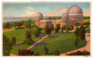 Wisconsin Lake geneva , Yerkes Observatory
