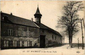 CPA LE BOURGET La Ferme Nolle (569330)