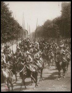 Austria 1908 Kaiser Franz Joseph Huldigungs Festival RPPC 16th Century 94834