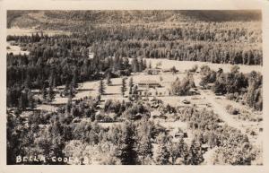 RP: Bella Coola , B.C. , Canada , PU-1947; Clifford R. Kopas Photo postcard