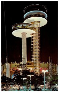 New York  Worlds Fair 1964 ,  Observation Towers