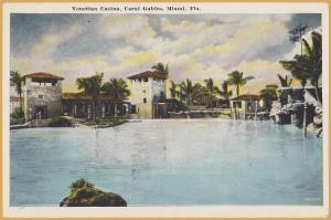 Miami, FLA., Venetian Casino, Coral Gables -