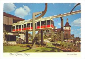 Busch Gardens, Tampa, Florida, PU-1978