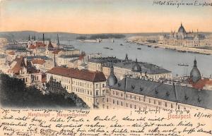 Hungary Budapest Margitsziget Margaretheninsel Margaret Island General View 1905