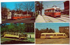 4 - Trolley Cards