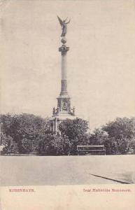 Kobenhavn , Denmark , 00-10s : Ivar Huitfeldts Monument