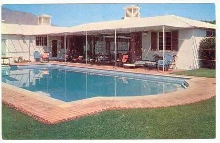 Bob Hope´s Palm Spring Home, California, 50-60s