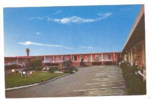 Exterior, California Motel, Berkeley, California, 40-60s