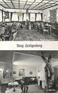 Deutschland / Germany Burg Heiligenberg Hotel Restaurant Inh. W. Ackermann