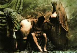 CPM F1933, JAN SAUDEK, SAUDEK. LOVE, LIFE & OTHER SUCH TRIFLES 1991 (d1402)