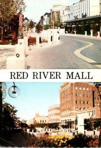 North Dakota Fargo Red River Mall