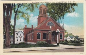 Exterior, Old Courthouse,  Johnstown,  New York,  00-10s