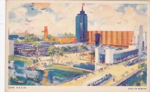 1934 Exposition , CHICAGO , Illinois ; Hall of Science