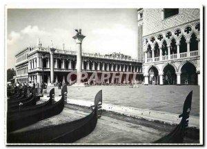 Modern Postcard Venezia Marco S Molo