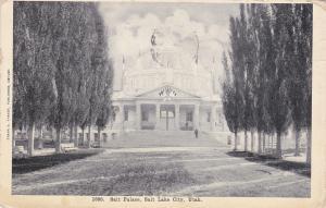 Salt Palace , Salt Lake City , UT / Utah , 1911