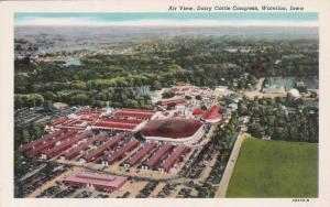 WATERLOO, Iowa, 1930-40s; Air View, Dairy Cattle Congress