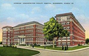 KS - Wadsworth. Veterans Administration Hospital