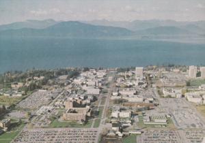 University of British Columbia , VANCOUVER , B.C. , Canada , 60-80s
