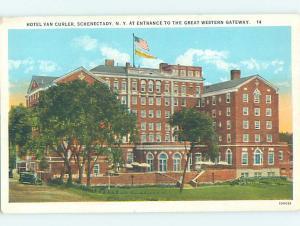 W-border HOTEL SCENE Schenectady New York NY AE2031