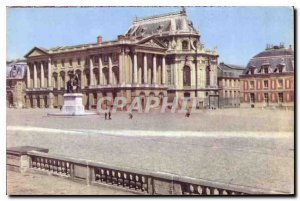 Modern Postcard Chateau of Versailles Court of Honor