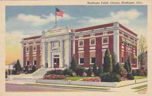 Muskogee Public Library, Muskogee, Oklahoma, 30-40