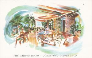 Johnstons Coffee Shop Daytona Beach Florida