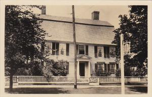 Webb House Wetherfield Connecticut Real Photo