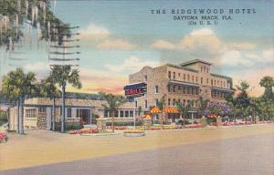 The Ridgewood Hotel, Daytona Beach, Florida, PU-1944
