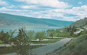 Camping Grounds, Okanagan Lake Park, British Columbia, Canada, 40-60s