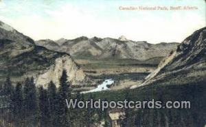 Canada Alberta Canadian National Park, Banff