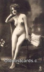 Reproduction # 83 Nude Postcard Post Card  Reproduction # 83