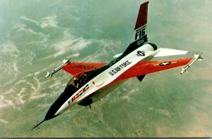 Military Aircraft General Dynamics F-16A