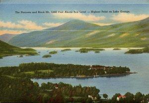 Folder - NY. Lake George     18 views + narrative