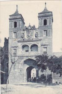Spain Toledo Puerta del Cambron Parte exterior