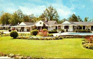South Carolina Allendale Quality Courts Motel