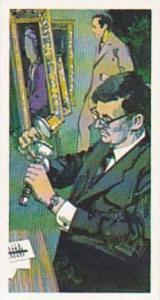 Brook Bond Tea Vintage Trade Card Police File 1977 No 26 Arts & Antiques Squad
