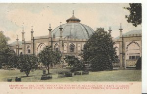 Sussex Postcard - Brighton - The Dome - Originally The Royal Stables - Ref 4234A