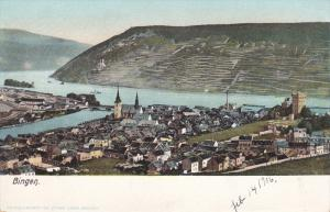 Panorama, BINGEN (Rhineland-Palatinate), Germany, 1900-1910s