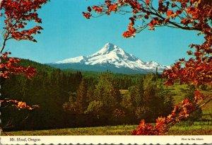 Oregon Mount Hood