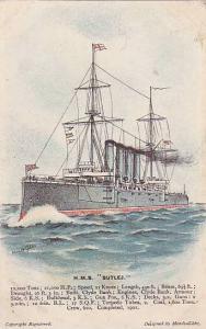 H.M.S. Sutlej, Warship, PU-1905