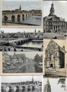 Netherlands - Maastricht Lot of 15 Postcards 01.08