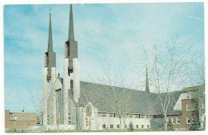 VICTORIAVILLE, Quebec, Canada, PU-1968; L'Eglise des Saints Martyrs