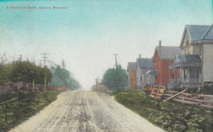 JACKSON , Wisconsin, PU-1910 ; Residence Street