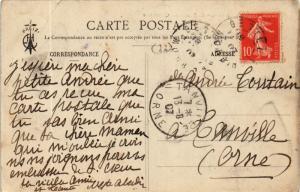 CPA Enfants de Quimper FRANCE FOLKLORE (789487)