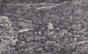 Virginia Hot Springs General View The Homestead