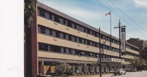 Doric-Howe Motor Hotel, Vancouver, British Columbia, Canada, 40-60´s