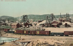 GOLDFIELD , Nevada, 1900-10s ; Mohawk Mine