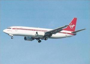 VIRGIN SOUTHEAST EUROPEAN BOEING 737-4Y0