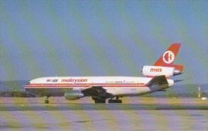 Malaysian Airline System DC-10-30