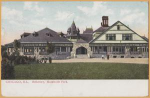Chicago, ILL., Refectory, Humboldt Park - 1908